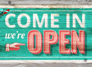 We are OPEN for When You are Ready to Visit