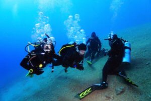 Diving Certification in Florida